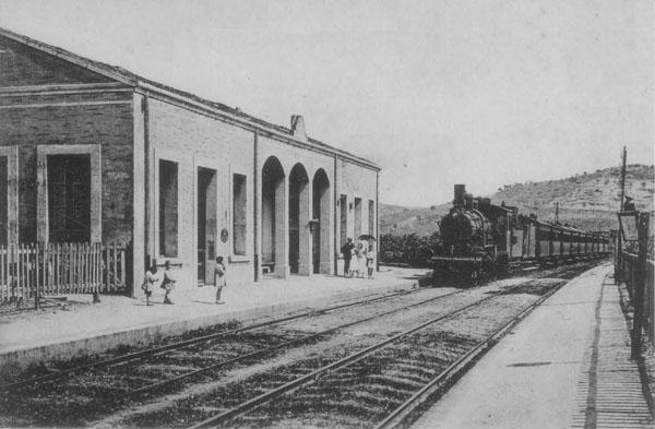 Estació d'El Papiol