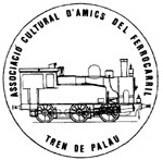 Logo Tren de Palau