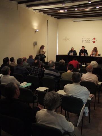 Presentació del llibre El Ferrocarril a Valls
