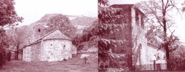 Ermites de Sant Martí d'Ogassa i Surroca