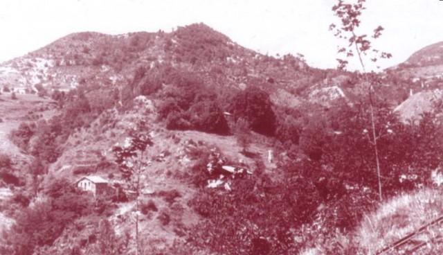 Vista de la conca minera
