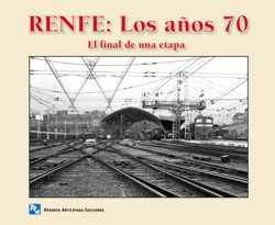 Portada RENFE Los años 70