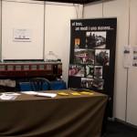 FiraTren Lleida 2012 - Estand de la Federació