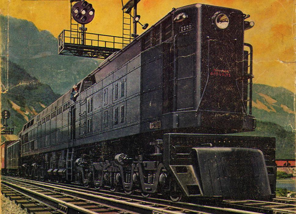 Locomotora 2300 de la Norfolk & Western
