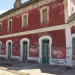Vandalisme a l'estació de Fornells 7-05-2012
