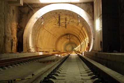 Túnel AVE Sagrera