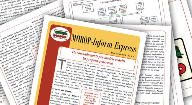 MOROP Inform Express 11-12
