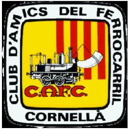 logo Club d'Amics del Ferrocarril de Cornellà