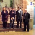 Inauguració del Centenari del Carrilet a Pallejà