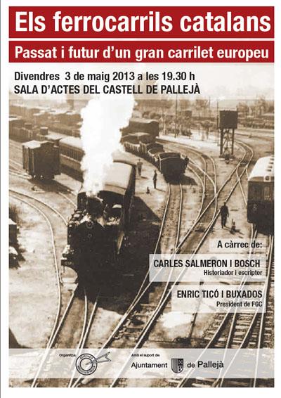 cartell ferrocarrils catalans