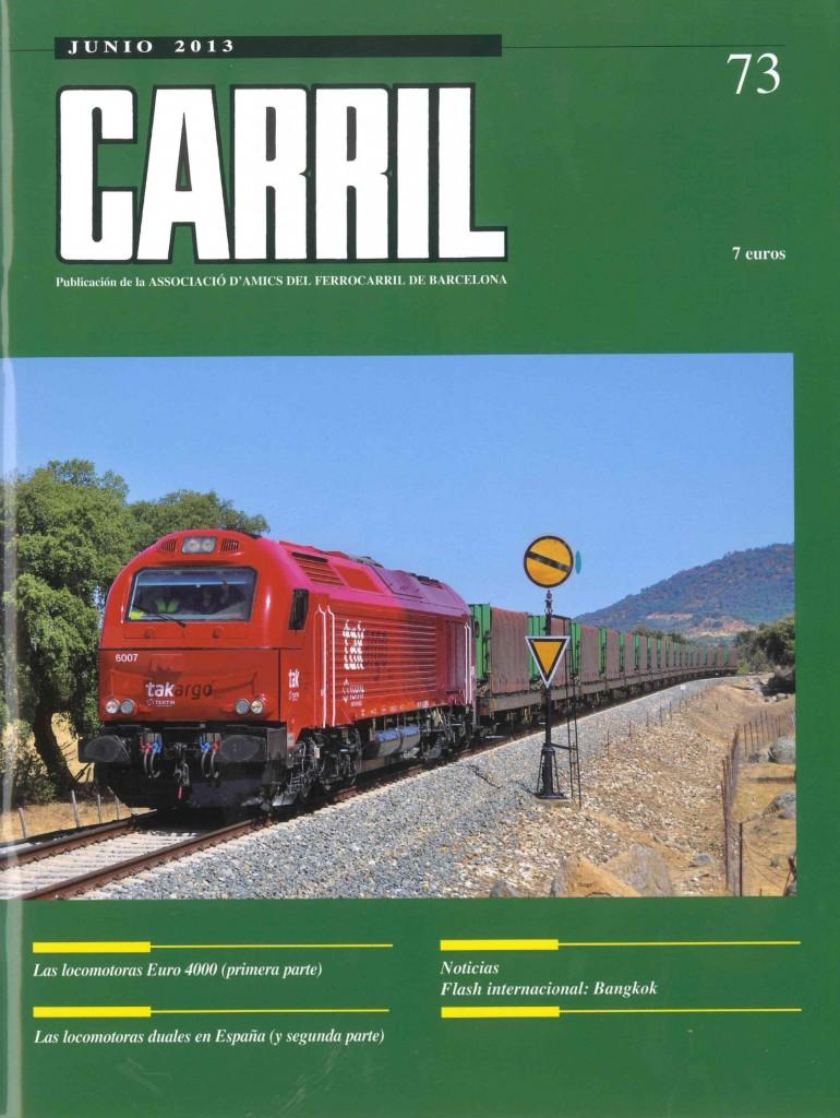 Revista Carril 73