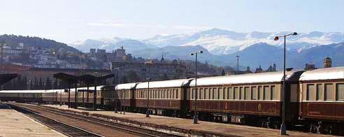 Trens Turístics Al-andalus