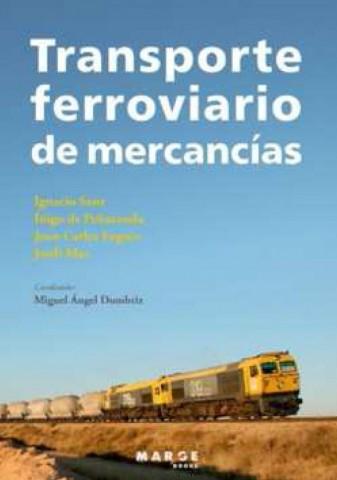 Llibre Transporte ferroviario de mercancias