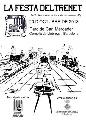 CARTELL_Festa del Trenet 2013_CAT