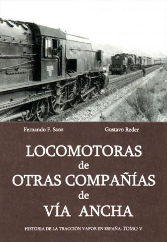 Locomotoras de otras compañías