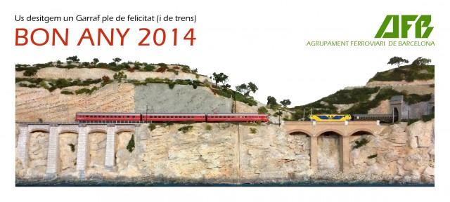 Felicitacio AFB 2014