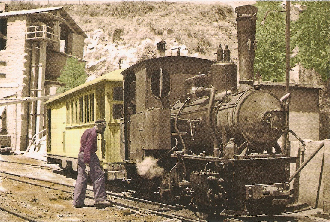 Foto histórica en La Pobla Apartador