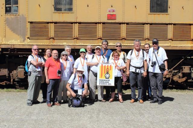 Participants catalans al Congrés MOROP 2014