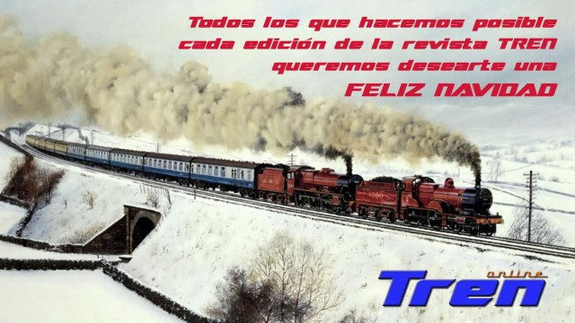 TrenOnline Felicitación 2014