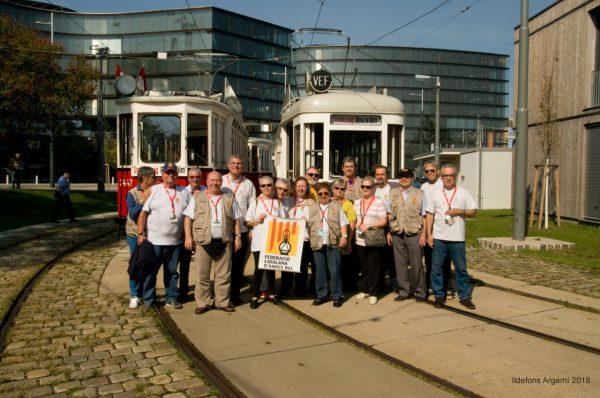 Foto de grupo de la FCAF